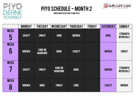 piyo images  pinterest wellness work outs