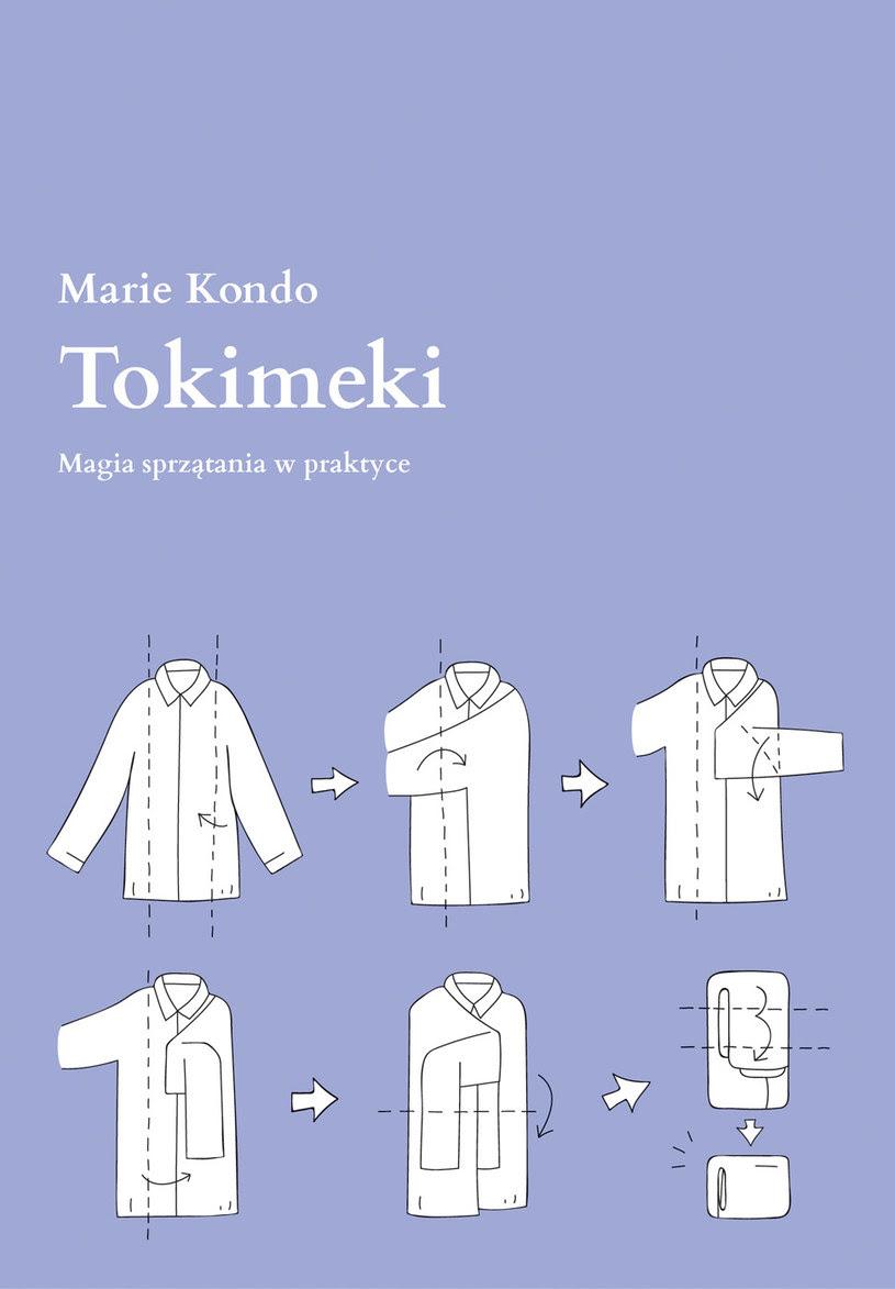 Znalezione obrazy dla zapytania Marie Kondo-Tokimeki