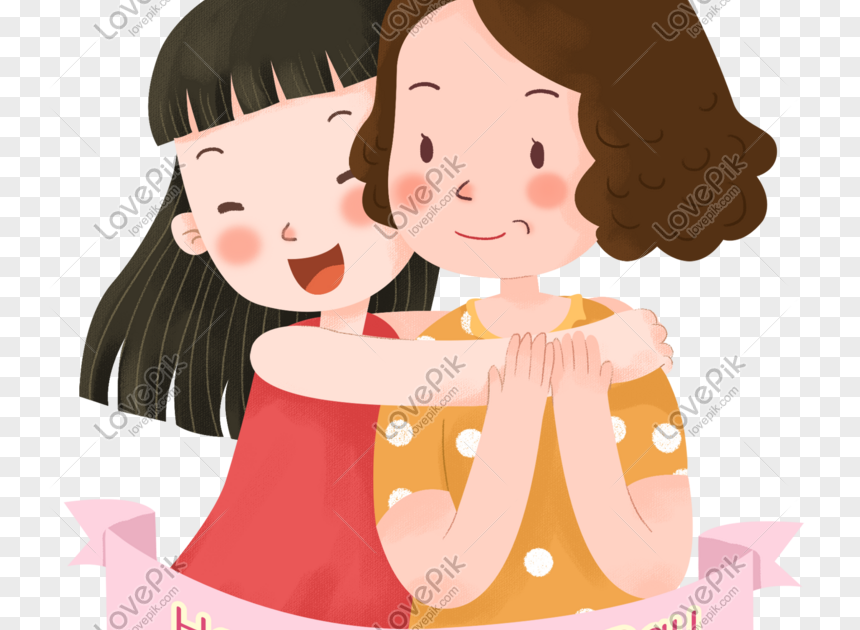 Mirzan Blog S 10 Ide Gambar Berpelukan Anak Dan Ibu Kartun