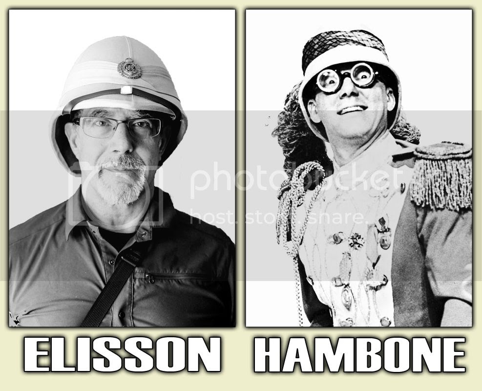 Hambone and Me