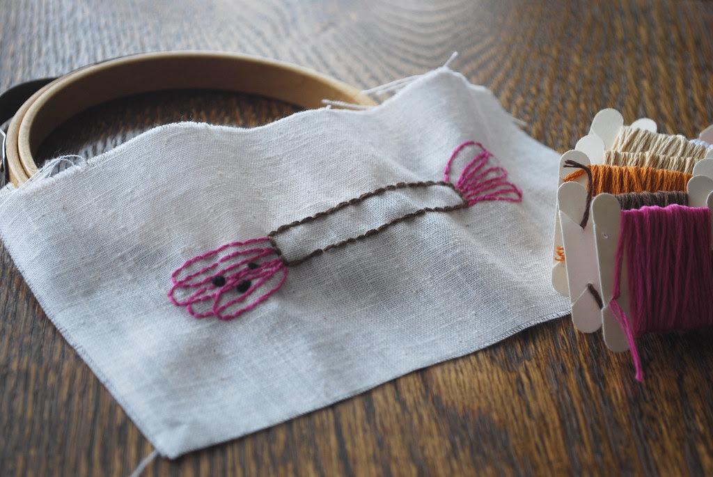 Stitchy Floss