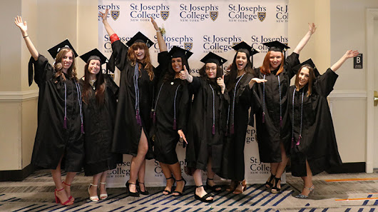 The Stories of SJC Brooklyn's 99th Annual Commencement, Each Graduate Has One - SJCNY On Campus