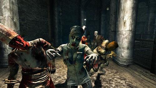 Rise of Nightmares E3 Screens