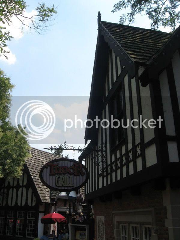 Tudor Grill