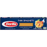 Barilla Thin Spaghetti Pasta - 1 lb box
