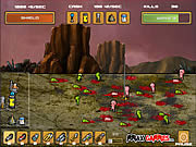 Jogar Bomb the aliens Jogos
