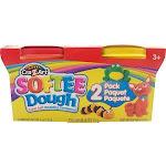 Softee Dough 2 Pack 3 oz