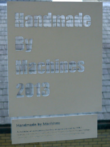 Handmade By Machines - Install - 3