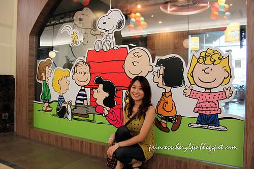 Charlie Brown Cafe 06