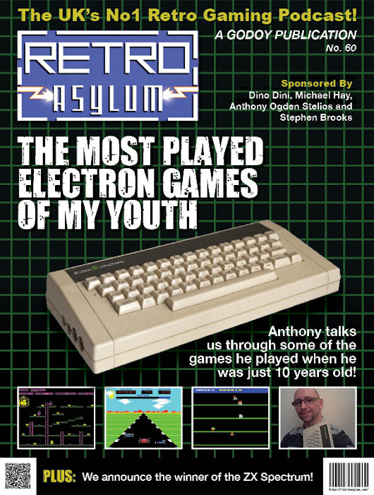 Ep 60 – Electron Games Of My Youth | Retro Asylum