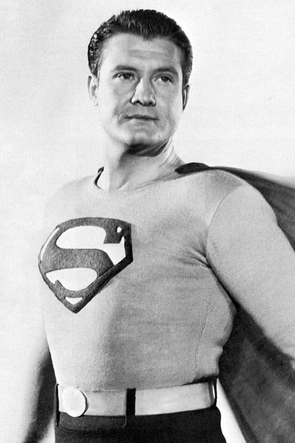 George Reeves (1914-1959) (Foto: Reprodução)