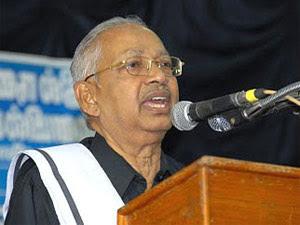 K Veeramani Supports Minister Jairam Ramesh