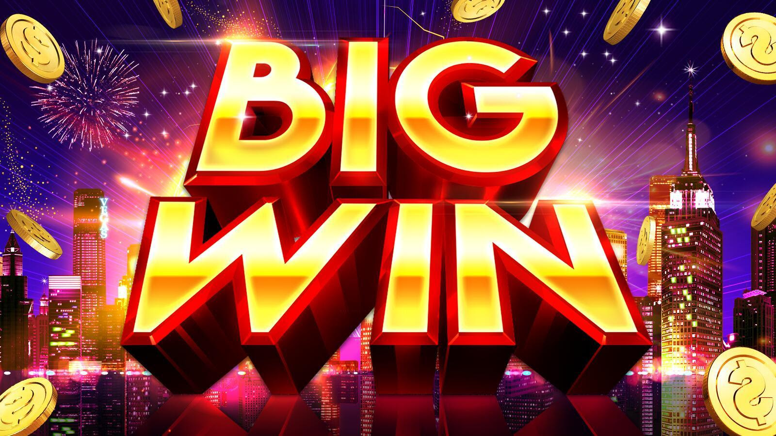 Casino slot machine big wins