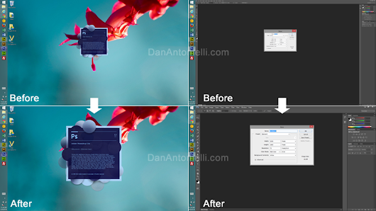 Adobe App Scaling on High DPI Displays  (FIX)
