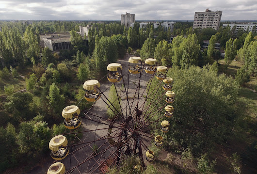 Still Cleaning Up: 30 Years After the Chernobyl Disaster