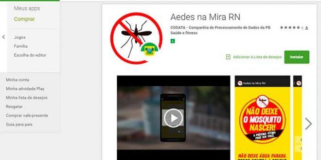 Download do aplicativo pode ser feito por meio do Google Play