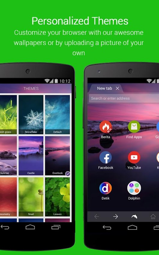 Dolphin Browser update brings Flash player to Android 5.0 Lollipop devices