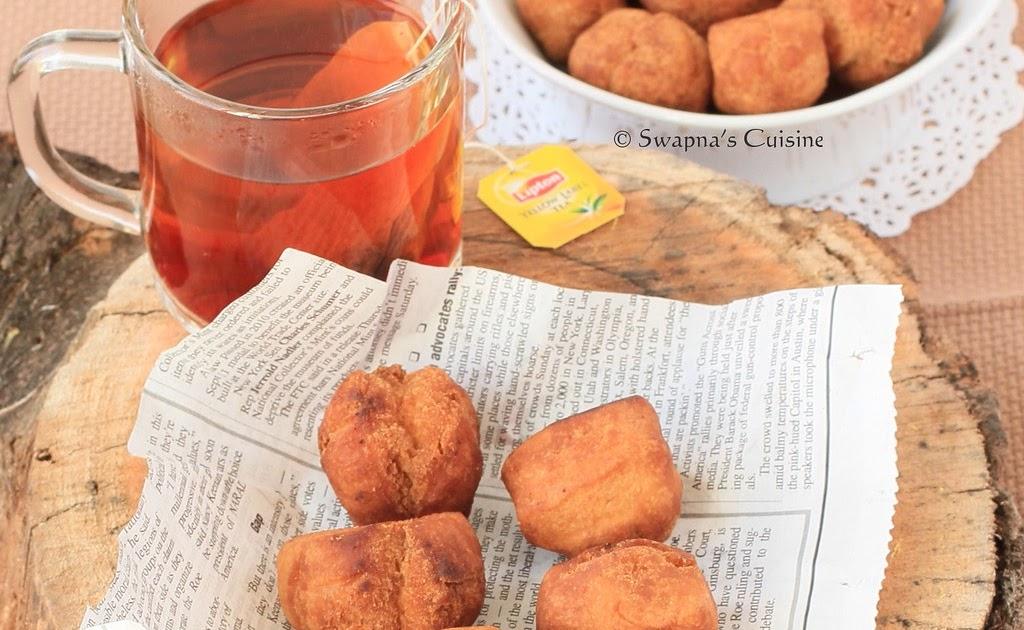 Swapna's Cuisine: Vettu Cake Recipe / Deep Fried Sweet