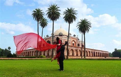 Top 10 Locations For A Unique Pre Wedding Shoot In Delhi