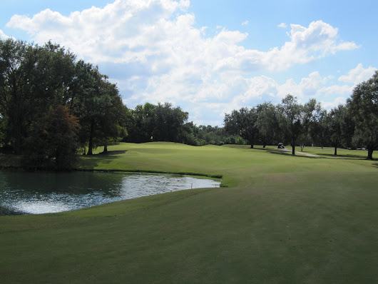 Some of My Favorite Houston-Area Golf Holes