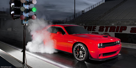 America, We Get It: The Hellcat Can Do A Burnout