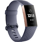 Fitbit Charge 3 - Activity Tracker with Heart Rate Monitor - Blue Gray