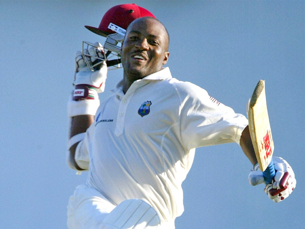 Brian Lara former West Indian Test Cricketer very hot and beautiful wallpapers