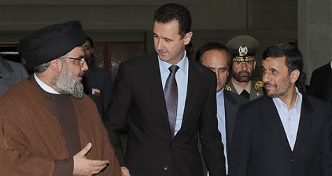 Leaders of Hezbollah in Lebanon, Syria and Iran met to discuss issues of a common interest in the Middle East region and internationally. The meeting comes amid threats of military action against Iran by the United States. by Pan-African News Wire File Photos