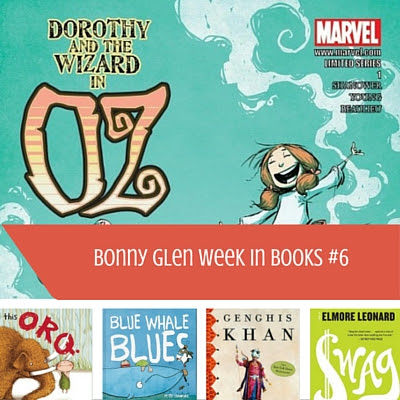 Our Week in Books, November 1 Edition - Here in the Bonny Glen