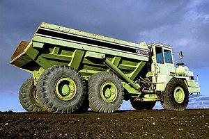 English: Dump Truck 1b