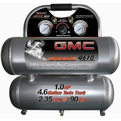 GMC Power Equipment GMC SYCLONE 4610 Ultra Quiet & Oil ...