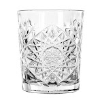 Libbey 5632 12 oz Double Old Fashioned Glass - Hobstar