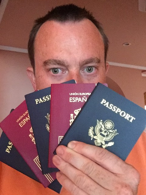 Travel Pro Tip: Don't Lose Your Passport(s) | American in Spain