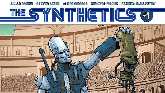 The Synthetics #1 (Make 100)