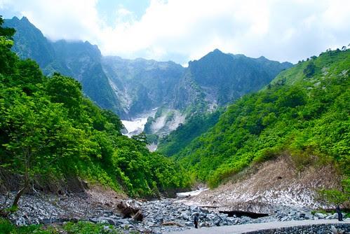 谷川岳 一の倉沢1