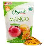 Organic by Mariani Unsulfured Dried Mango | 16oz