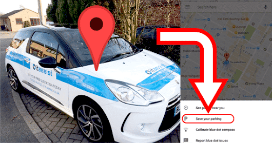 You Can Now Find Your Car With Google Maps | IT Assist