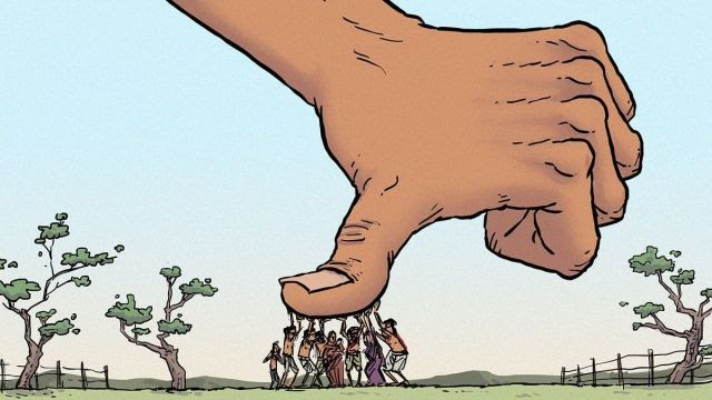 பட்டியலினத்தவர்கள் மற்றும் பழங்குடியினர் மீதான ஒடுக்குமுறை அதிகரிப்பு..!