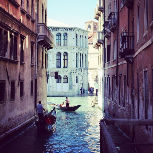 Hipmunk City Love: Venice is Best from the Canals - Travel Ginger