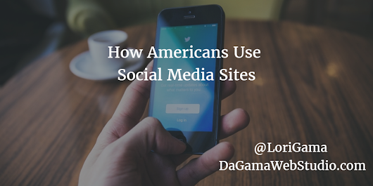 How Often Americans Use Social Media Sites - SEO - Web Design - Social Media - MatterPort 3D Imagery Tours
