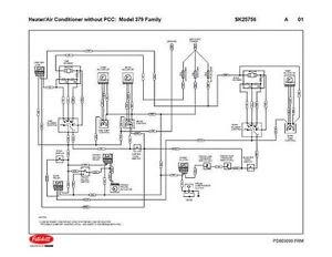 Peterbilt Ac Wiring Diagram - Home Wiring DiagramHome Wiring Diagram