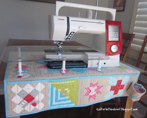 Sewing Mat finish