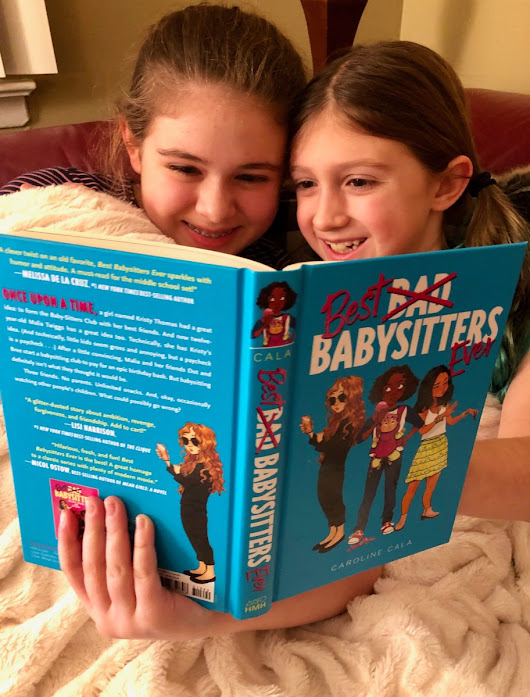 Read the Best Babysitters Ever Book #Giveaway