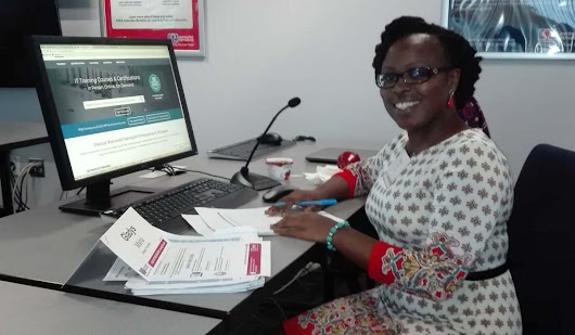 Women in STEM: A story of Gladys Maina