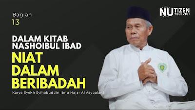 Ngaji Kitab Bersama KH Muhyiddin Zeni