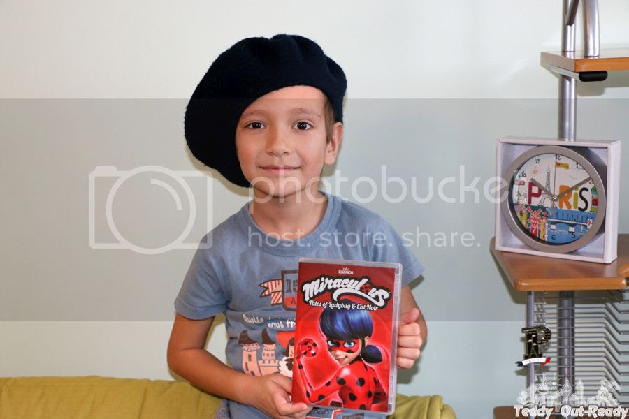 Miraculous in Canada DVD