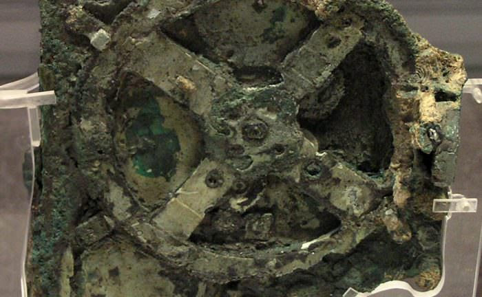 The Antikythera Mechanism may be the world's oldest computer. Image: By Marsyas CC BY 2.5