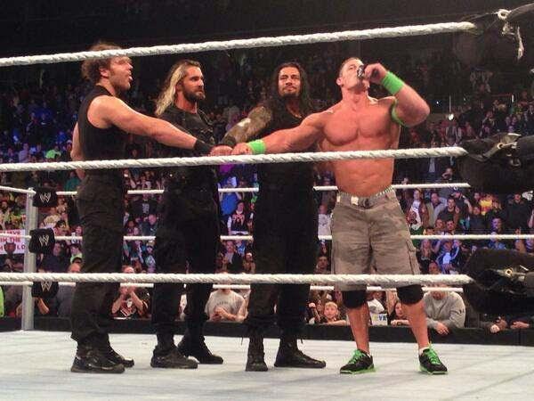 Zajście po SmackDown