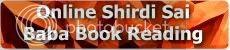 Online Shirdi Sai Baba Book Reading