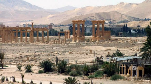 Where is Palmyra and what has happened to it?